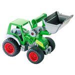 Фермер-техник, трактор-погрузчик (в коробке)