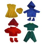 Комплект кукольной одежды ЧЕТЫРЕ СЕЗОНА № 2