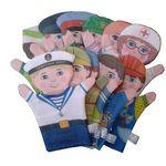Набор кукол рукавичек ПРОФЕССИИ